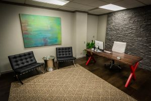 Office for Bryan Garrett Personal Injury Attorney in Oklahoma City
