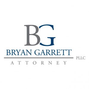 Logo for Bryan Garrett Personal Injury Attorney in Oklahoma City